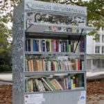 Bücherschrank in Solothurn/Schweiz. Foto: Wikipedia. CC BY-SA 3.0
