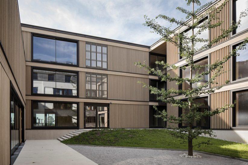 HTL Kuchl, LP architektur (Foto Albrecht Imanuel Schnabel)