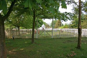 """Dragset & Elmgreen: Park für unerwünschte Skulpturen"""", 2003, Tewel. Foto: Frank Vincentz"""