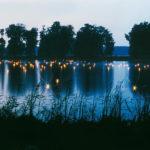 Rainer Gottemeier: Sternenfelder, Haussee, Petzow/Werder, 1997. © Rainer Gottemeier