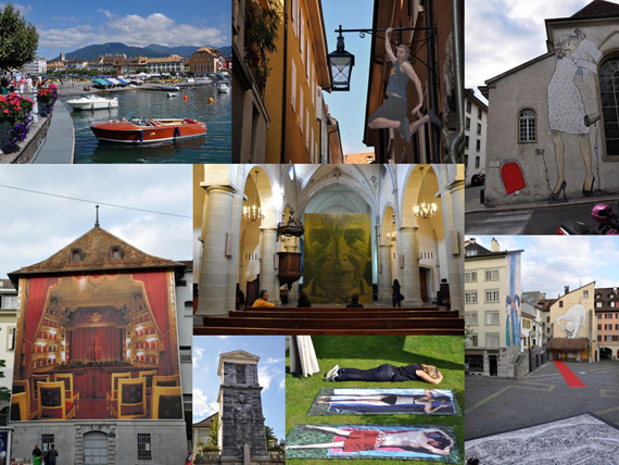 Collage Vevey