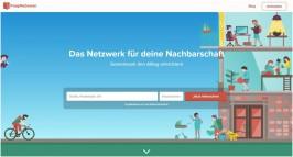 Das Netzwerk für deine Nachbarschaft
