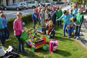 Urban Gardening, Urban Farming, Projekt, Passail