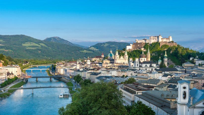 Konsens und Austausch gehören zum Erfolgsrezept für Salzburgs Weltkulturerbe. (c) Tourismus Salzburg
