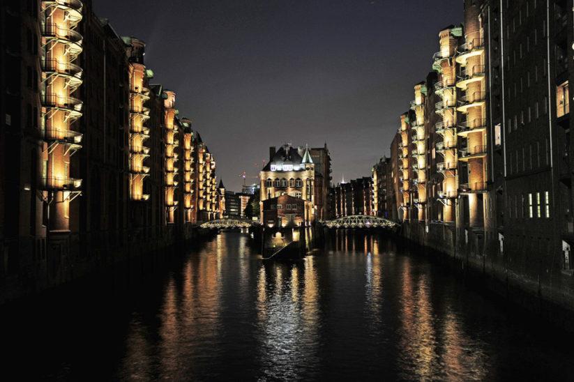Speicherstadt Hamburg (Foto Michael Batz)
