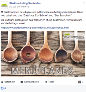 Social Media Marketing in Gemeinden