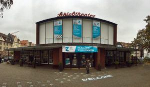 Poetry Filmfestival Münster (Foto Claus Friede)