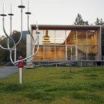 Frauenmuseum in Hittisau; Sommeransicht. Foto: © Christoph Lingg, Bregenzerwald Tourismus