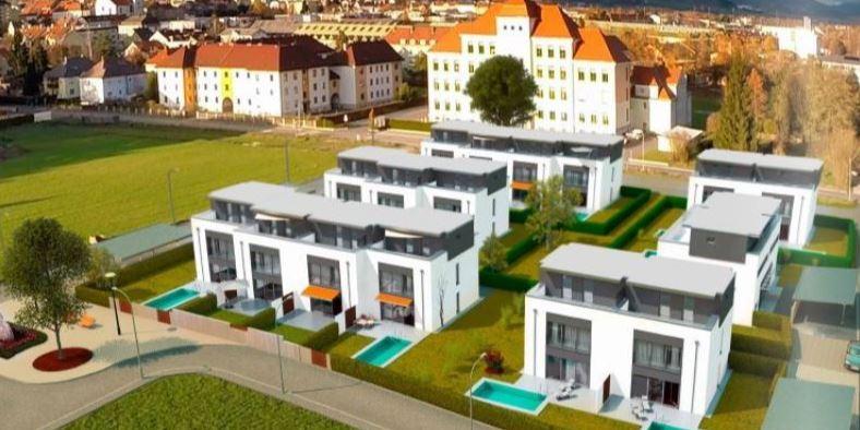 Wohnbauprojekte werden oftmals erst durch Gemeindefusionen möglich