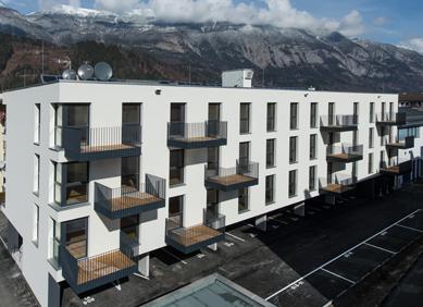 Bezahlbares Wohnen in Tirol