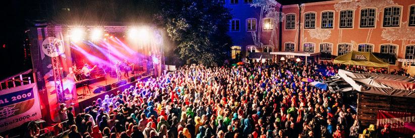 Green Event Wiesenrock Festival