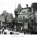 Old Vienna, Midway Plaisance, Abzug der Originalplatte Nr. 108, 1893. Quelle Wikipedia. Gemeinfrei