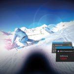 Pressefoto: © Ski amadé, Datenbrille