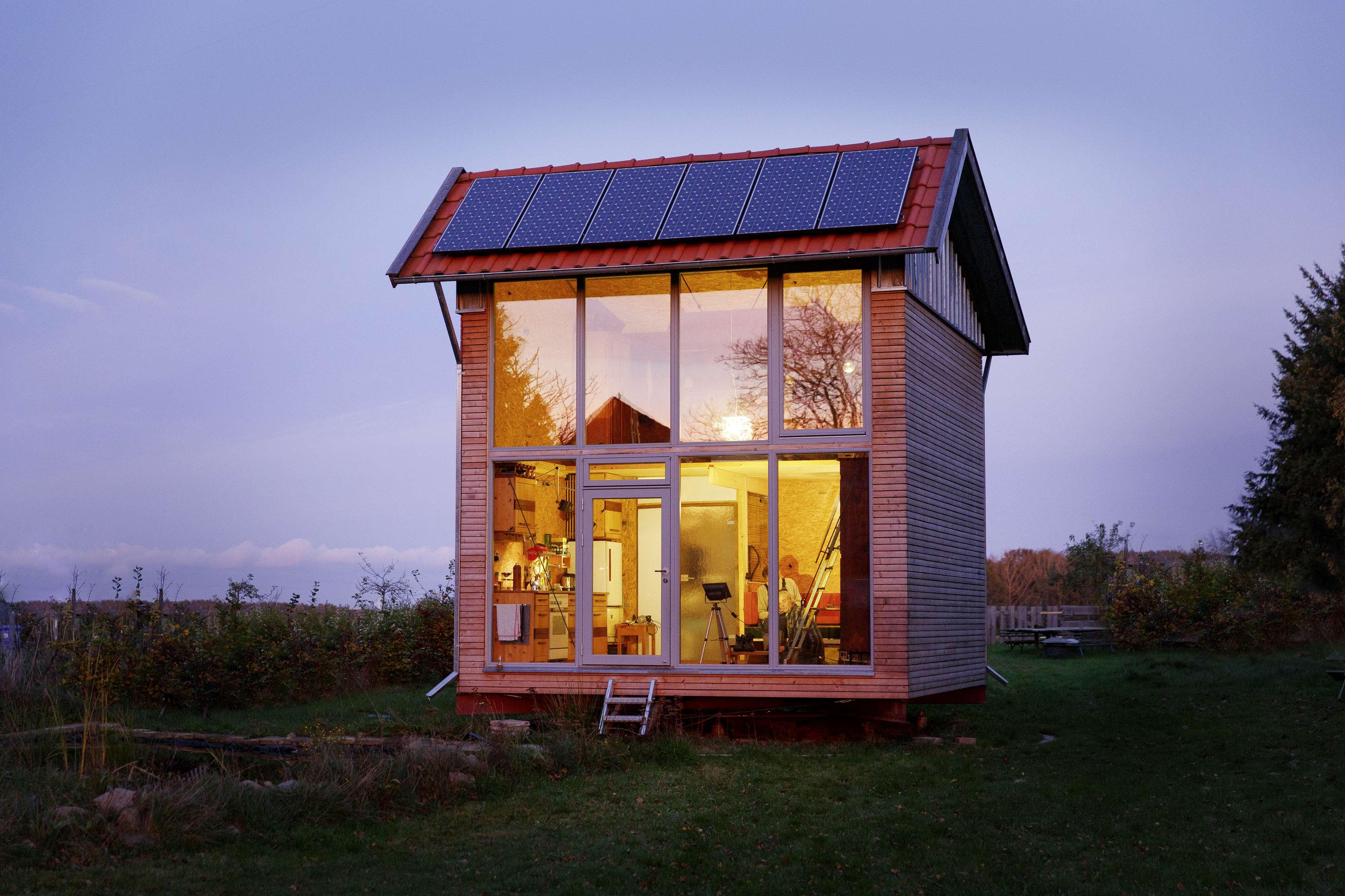 Tiny House Wendland