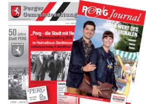 Stadt- und Gemeindezeitungen