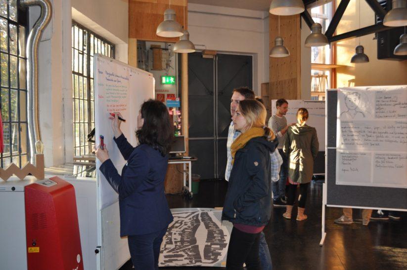 Design Thinking Prozess - Entwicklung von Personas