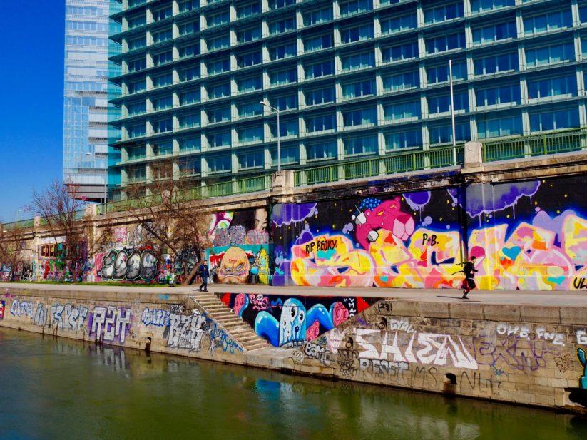 Street-Art im urbanen Raum