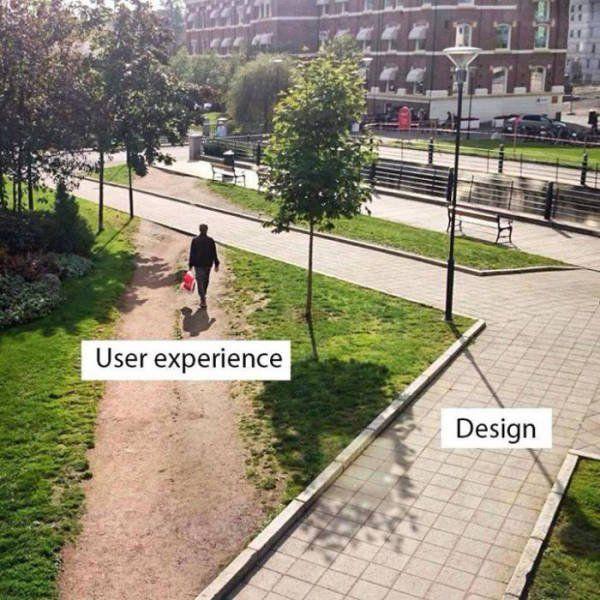 User Experience versus Design bei der Gestaltung eines Platzes