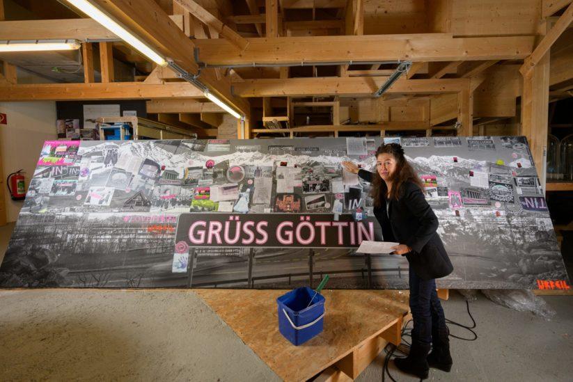 Frauen schaffen Stadtidentität
