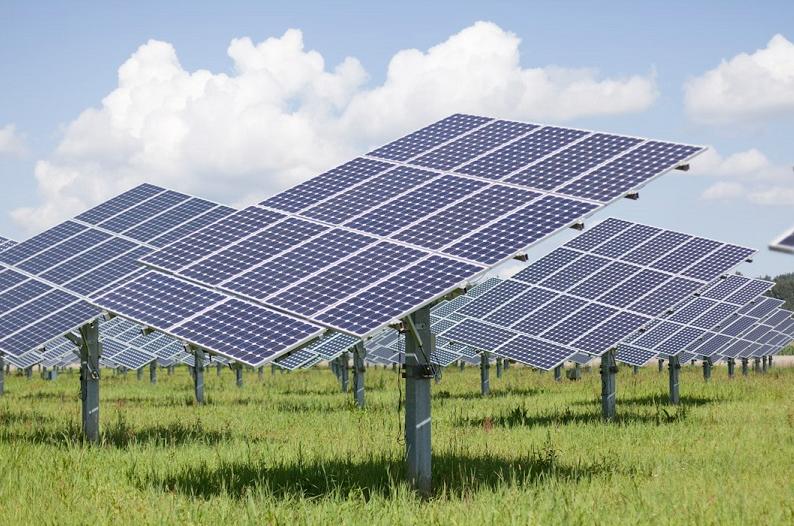 Die Gemeinde Ascha ist komplett energieautark.