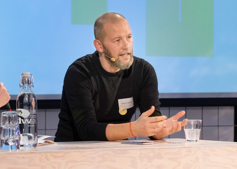 Zukunftsforscher Stefan Carsten (c) Lukas Galantay